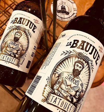 Dégustation de bière avec l´Artisan Brasseur La Baujue