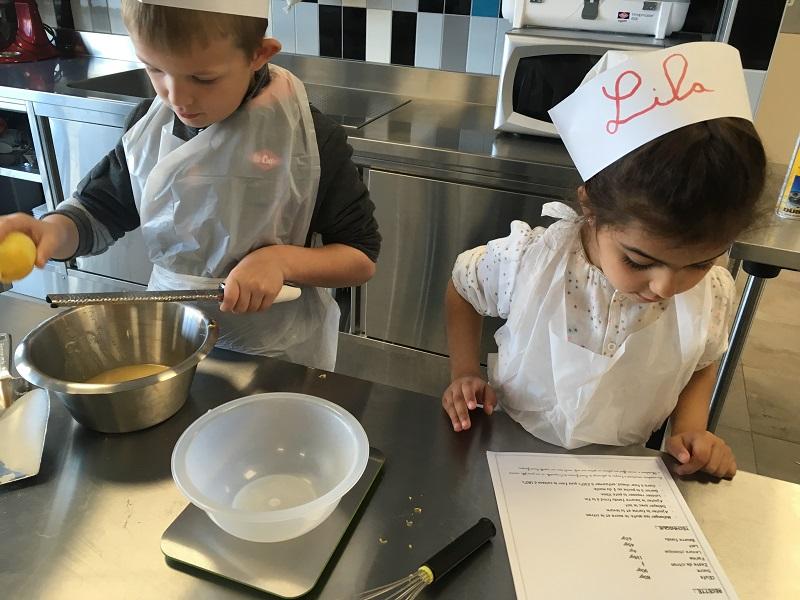 Les mercredis Matin ateliers enfants : Tiramisu