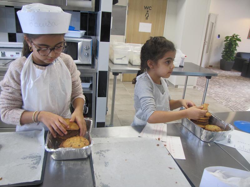 Les ateliers enfants 6 - 14 ans : mon premier éclair au chocolat   -