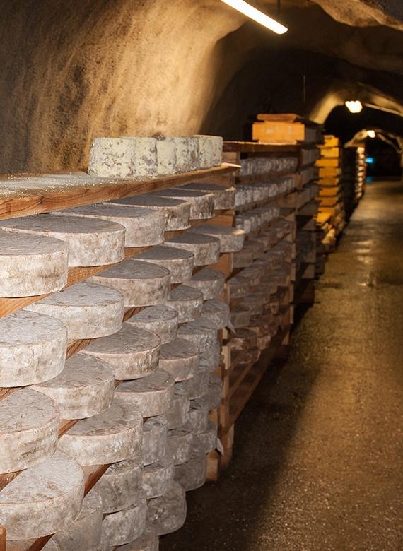 Bienvenue chez l´artisan Les Caves d´Affinage de Savoie