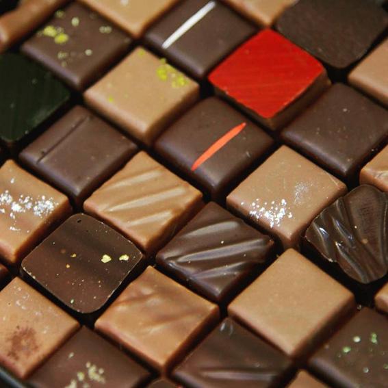 Découverte des Chocolats de Thomas Bizolon