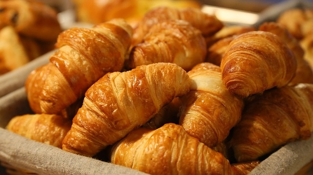 Faites vos viennoiseries chez l´Artisan Boulanger Etallaz