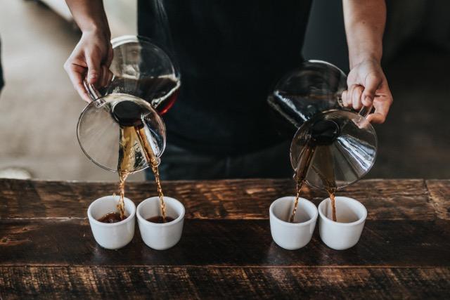 Coffee addict ? Atelier cafés du Monde