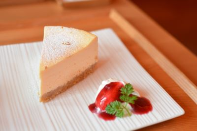Atelier parent-enfant : cheesecake à la fraise