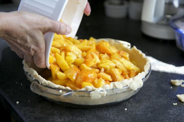 Farandole de tartes aux fruits