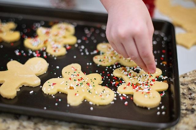 Petits chefs pâtissier 6-14 ans : Sablés de Noël