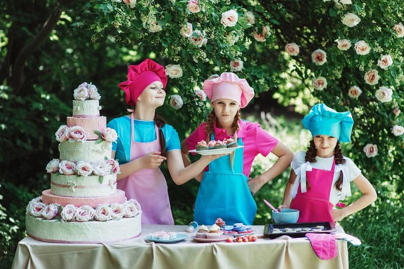 Offre spéciale vacances : stage petits chefs pâtissier en graine 6-14 ans