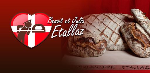 Bienvenue chez l´Artisan Boulangerie Etallaz