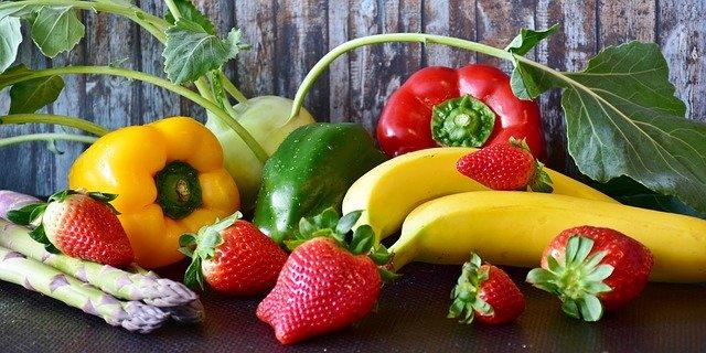 Cinq fruits et légumes par jour, croquons la saison