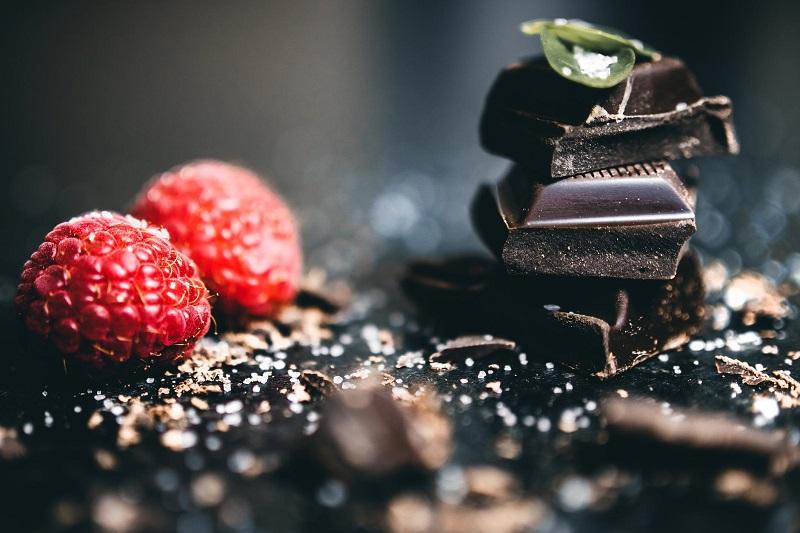 Les bonbons en chocolat avec Thomas Bizolon