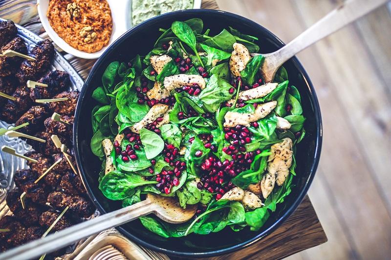 Préparez vos repas équilibrés de la semaine