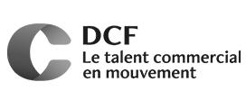 logo club d'affaires dcf client de linscription.com