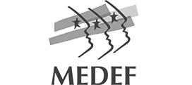 logo club d'affaires medef client de linscription.com