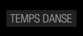 logo temps danse ecole de danse client linscription.com