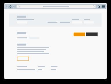 representation graphique simplifie d'un outil de creation de formulaire d'inscriptions en ligne
