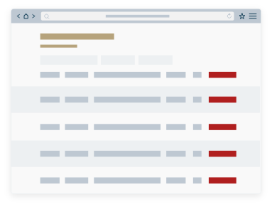 representation graphique simplifie d'un outil gestion de rendez-vous creneaux en ligne
